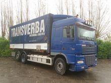Used 2005 DAF FAR XF