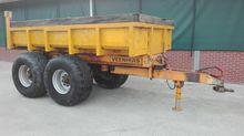 Veenhuis 10 tons gronddumper/za