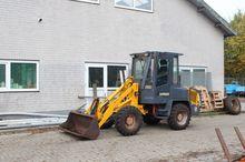 2010 Paus RL 552 Kubota shovel