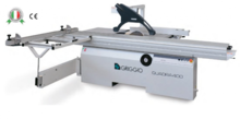 Griggio Quadra 400 standaard