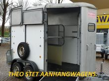 1997 Ifor Williams HB 505