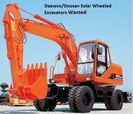 Wanted Daewoo, Doosan Solar 130