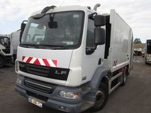 Used DAF FA55 in Pon