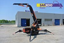 Sankoo BGlift M250 compactkraan