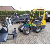 Eurotrac W11 minishovel Minisho