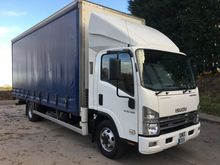 Used 2013 Isuzu N75.