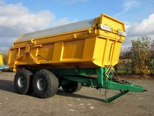 Used ALASCO 25 ton i