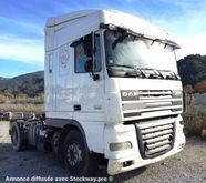 Used DAF XF105 in Ca
