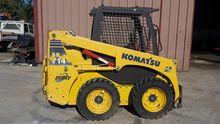 2007 Komatsu SK714