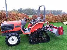 1999 Kubota GB180 rups tractor