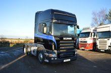 Used 2009 Scania 6X2