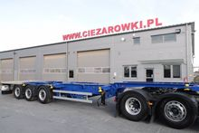 2009 Schmitz 3 AXLE SEMI-TRAILE