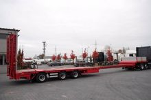 2008 Fischer 3 AXLES EXTENSIBLE