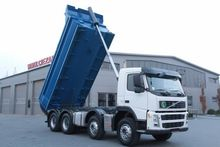 2008 Volvo BACKSIDE TIPPER FM 4
