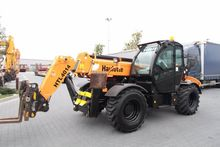 2009 Haulotte TELESCOPIC LOADER