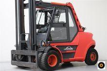 2002 Linde H80T/900-02