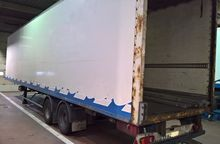 Used GT TRAILERS FOU