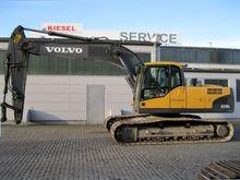 Used Volvo EC210CL i