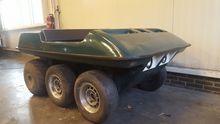 SOLO 750 amfibie voertuig