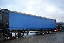 2001 SDC CURTAINSIDER