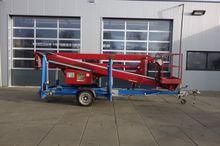 2006 Custer R20EHS Aanhangwagen