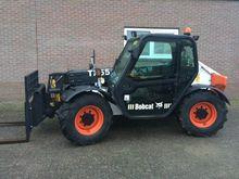 Used Bobcat T2556 in