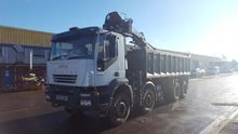 2006 Iveco GRAB LOADER with HIA