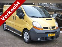 2006 Renault Trafic 1.9 DCI L1
