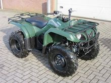 2015 Yamaha Grizzly 350