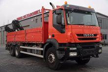 2010 Iveco TRAKKER 330 FLATBED