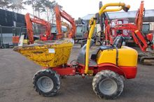 Used 2008 Ausa D 150