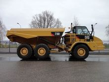 2013 Caterpillar 730 from 2013