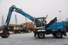 Used 2013 Terex Fuch