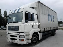 Used MAN TGS in Écol