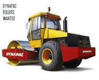 Used Wanted: Dynapac