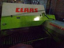 Used Claas MARKANT 6