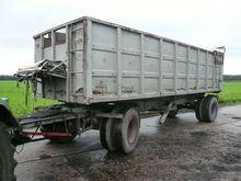 Landbouwwagen Kiepwagen