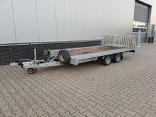Brian James trailers Transporte