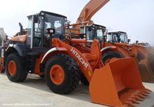 Used Hitachi ZW180 i