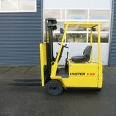 2001 Hyster HYSTER A 1.50 XL El