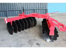 2014 Kraffter Disc harrow 16-di