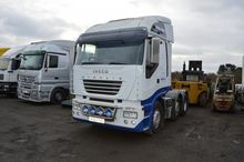 Used 2002 Iveco 6X2