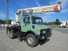 Used 1986 Unimog 125