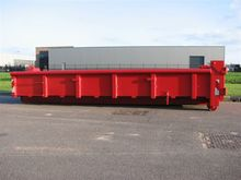 Gemakbak nieuwe containers 10 m