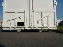 Gemakbak nieuwe containers 40 m