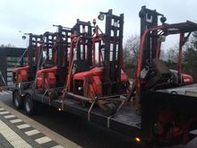 Manitou TMD 12 FORKLIFT | PACKA