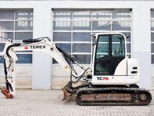 Used Terex TC75 in B