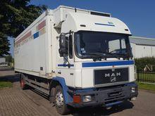 Used 1989 MAN 17.192