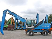 Used Fuchs MHL340 in