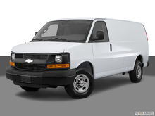 2017 Chevrolet EXPRESS BUS 2500